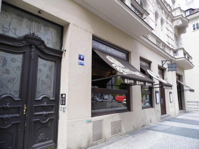 Restaurace - Praha 1, ul. Vězeňská