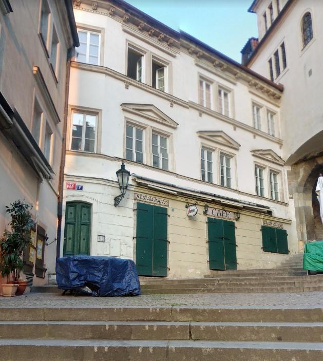 Restaurace - Praha 1, ul. Radnické schody