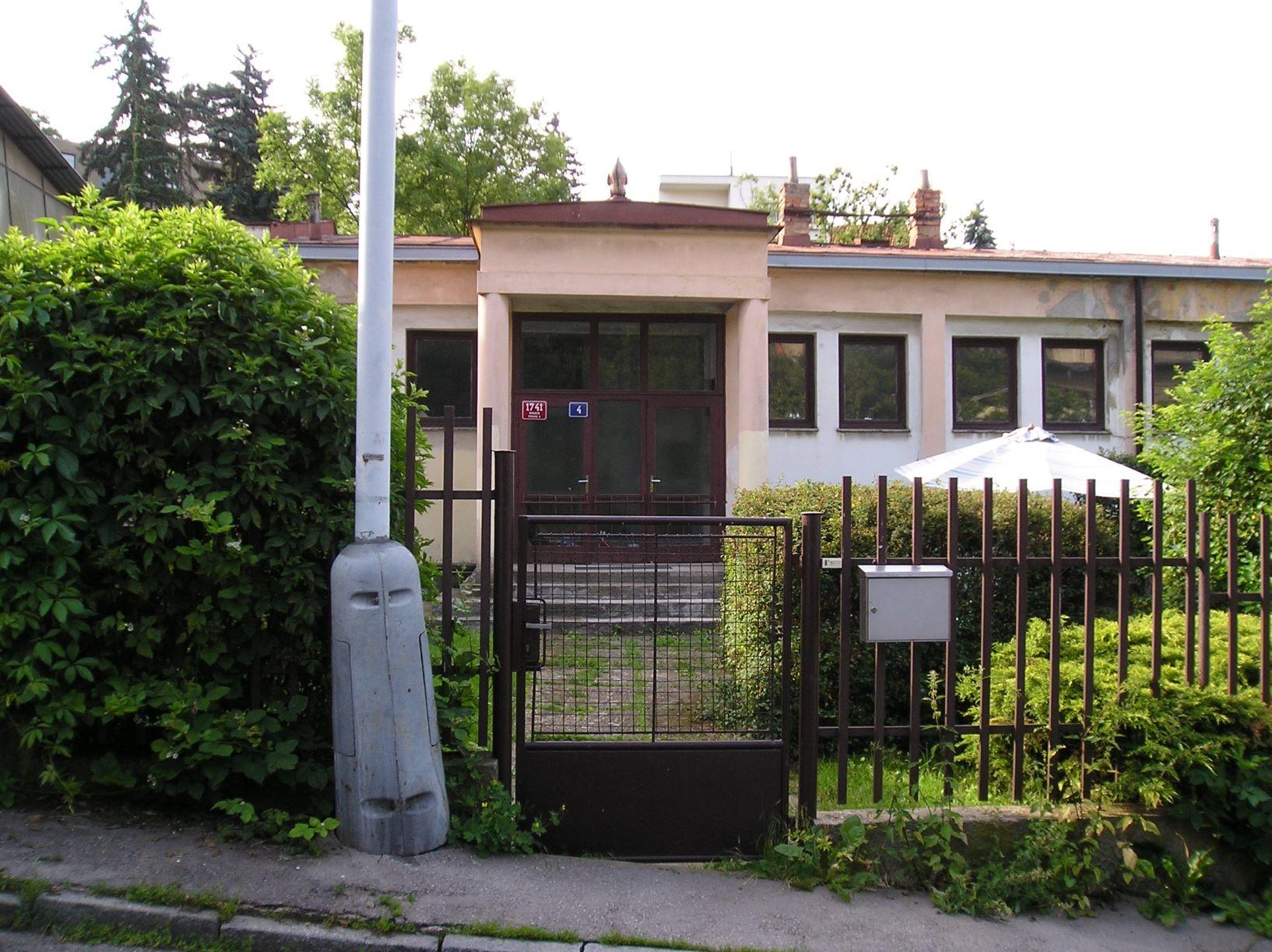 Nebytový objekt - Praha 4, ul. U Šálkovny 4