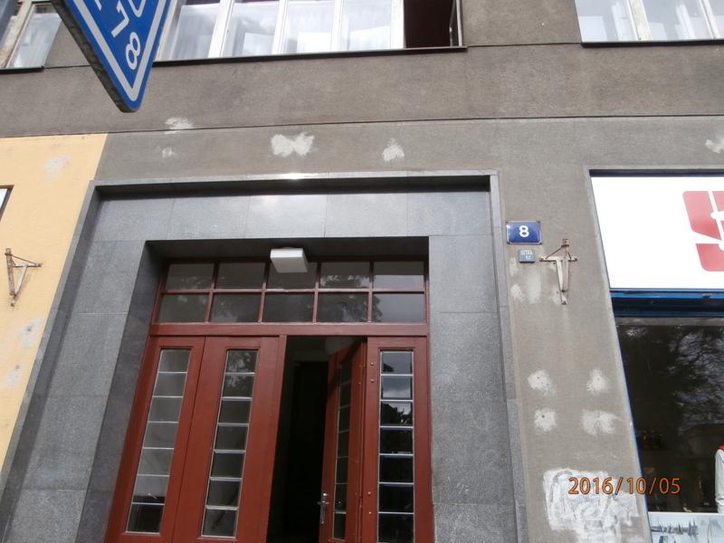 Sklad, Praha 7, ul. Kostelní