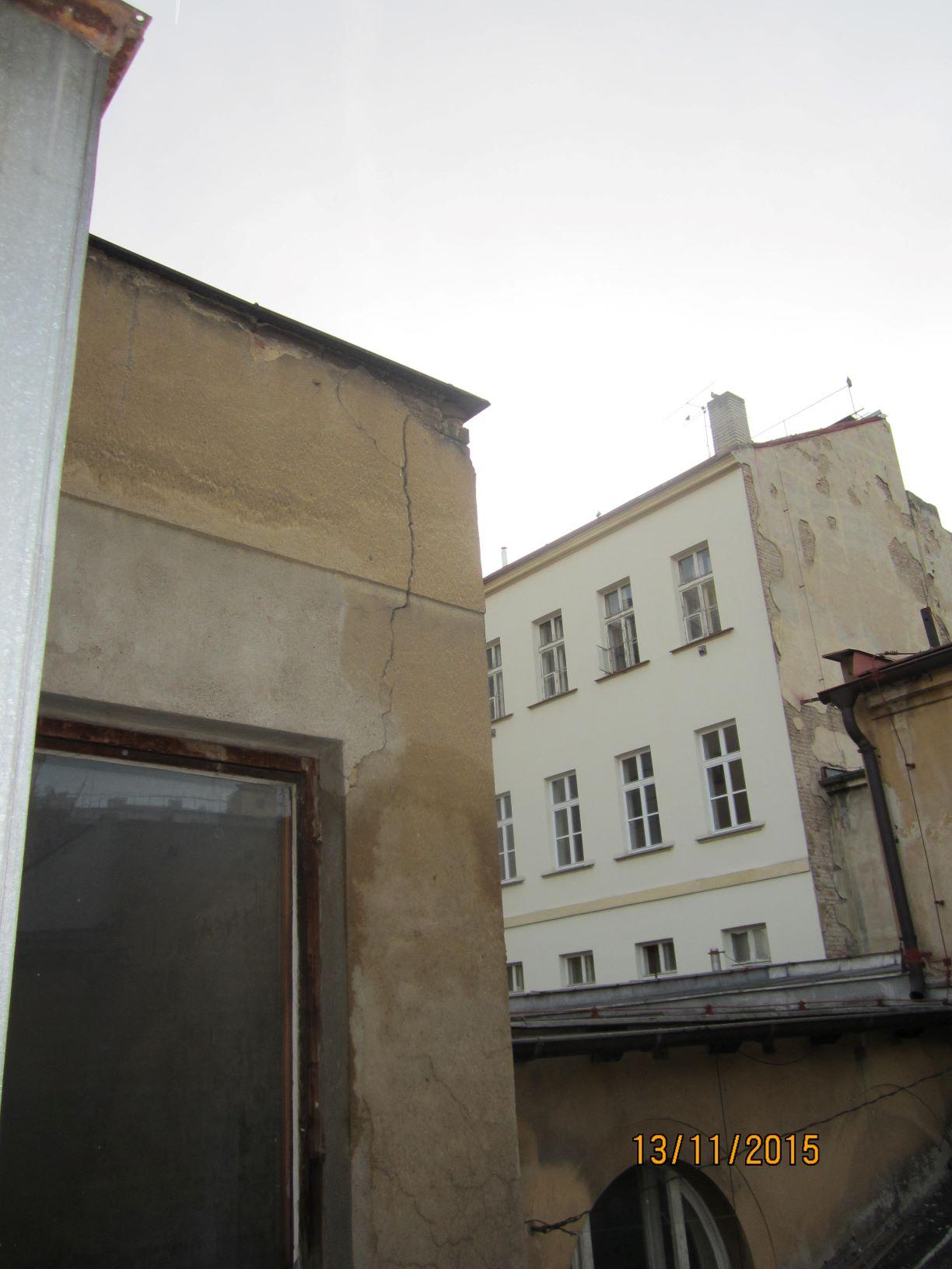 Stavba bez č.p./č.ev - Praha 8, ul. Sokolovská