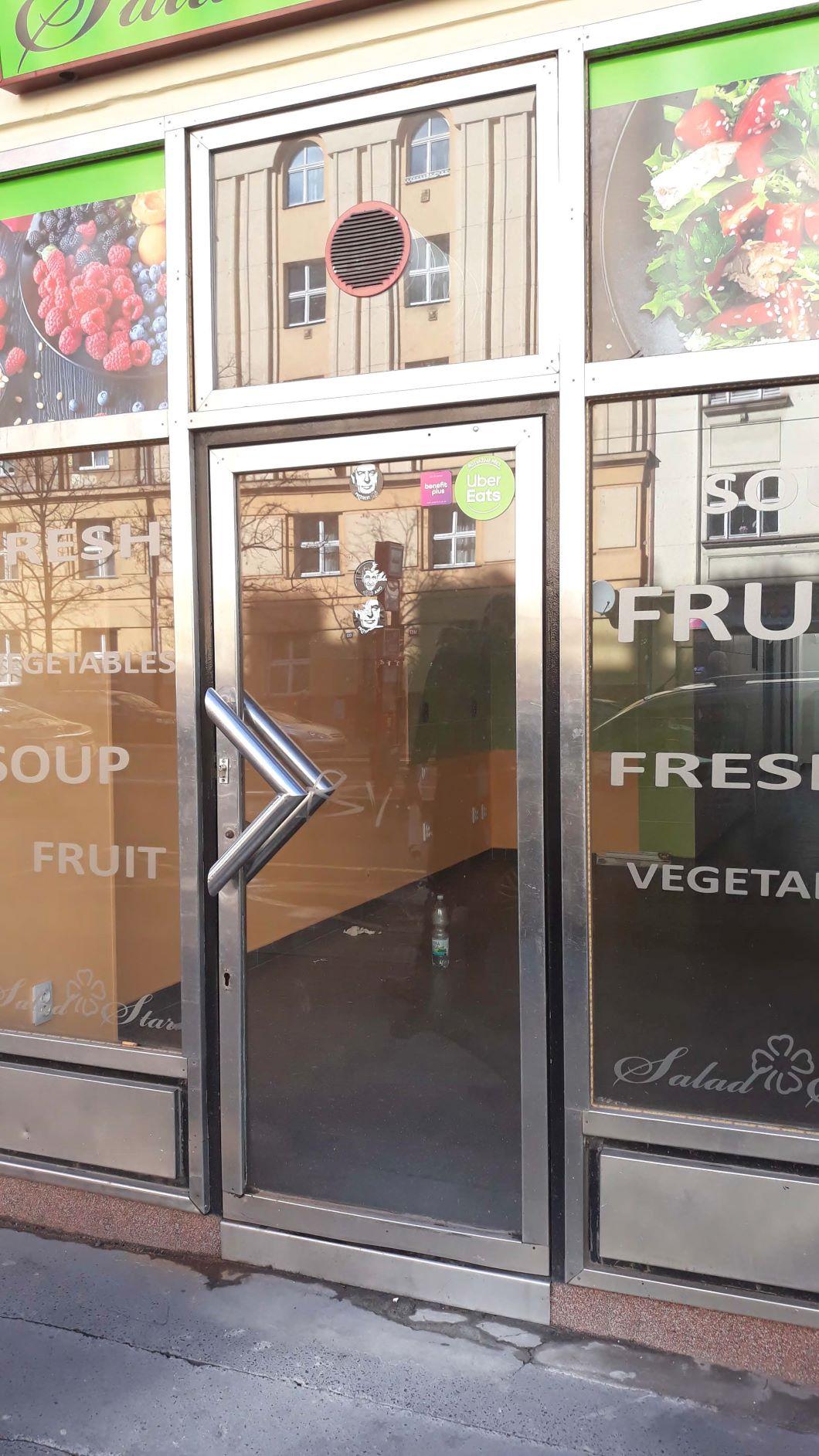 Obchodní prostory na pronájem, Praha 3