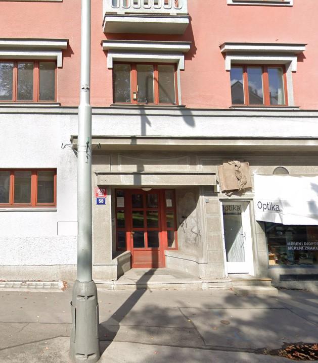Byt č. 15 (2+1) - Praha 6, ul. Bělohorská