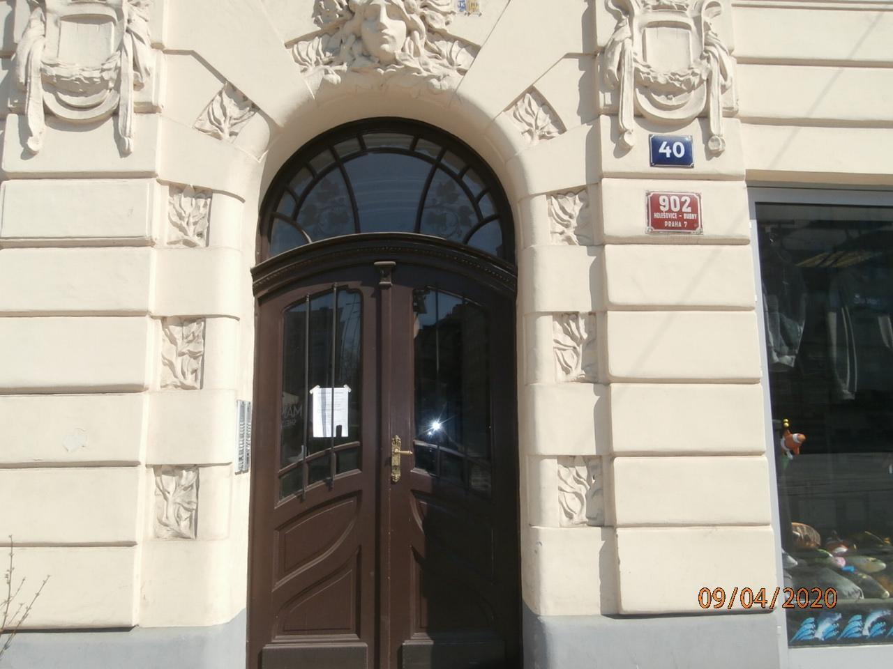 Sklad - Praha 7, ul. Dukelských hrdinů