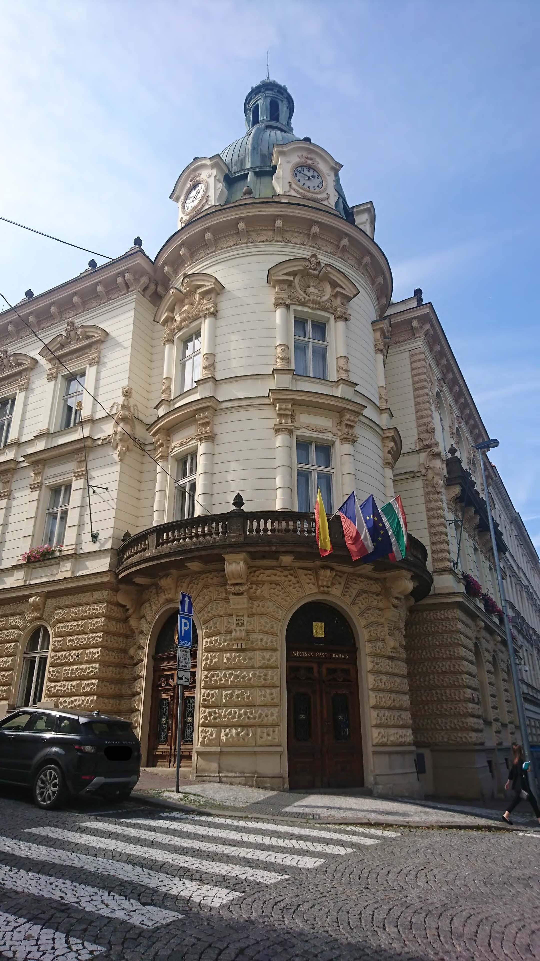 Kavárna / Občerstvení - Praha 3, ul. Havlíčkovo
